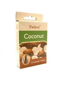Incense Cones Coconut | Buy Online at the Asian Cook Shop